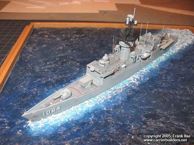 Idol yapi water kamer model risofu