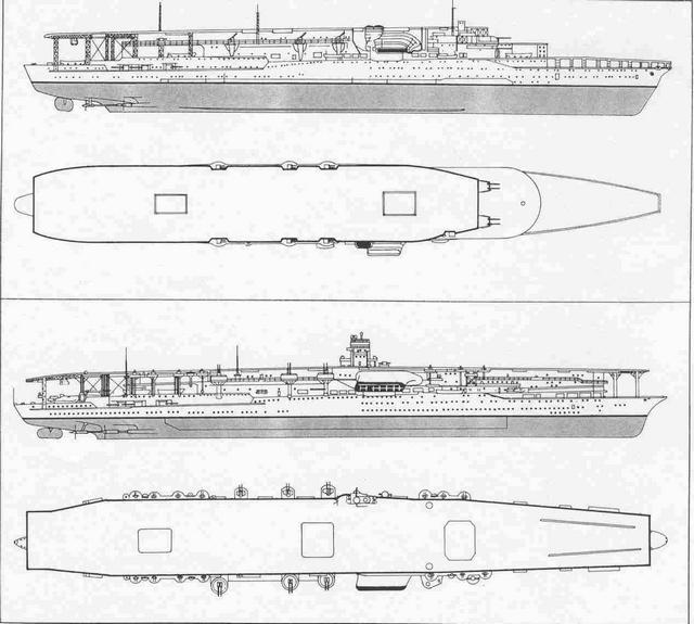 Evolution of the Carrier: Part 10: Akagi and Kaga
