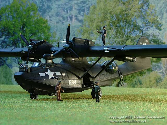 a165ad82566 Catalina PBY 5A Black Cat by Dietmar Carstensen