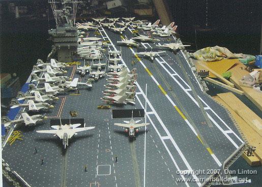 Aircraft Carrier Deck Base I Tsmwac001