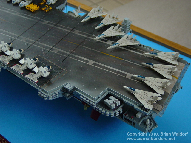 1 350 Enterprise Aircraft Carrier
