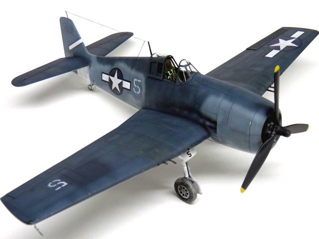 F6f 3 Hellcat